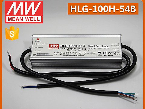 Meanwell-LED-Dimmable-Driver-100W-54V-HLG
